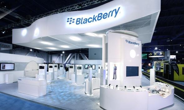 BlackBerry RFID Experience Image 1
