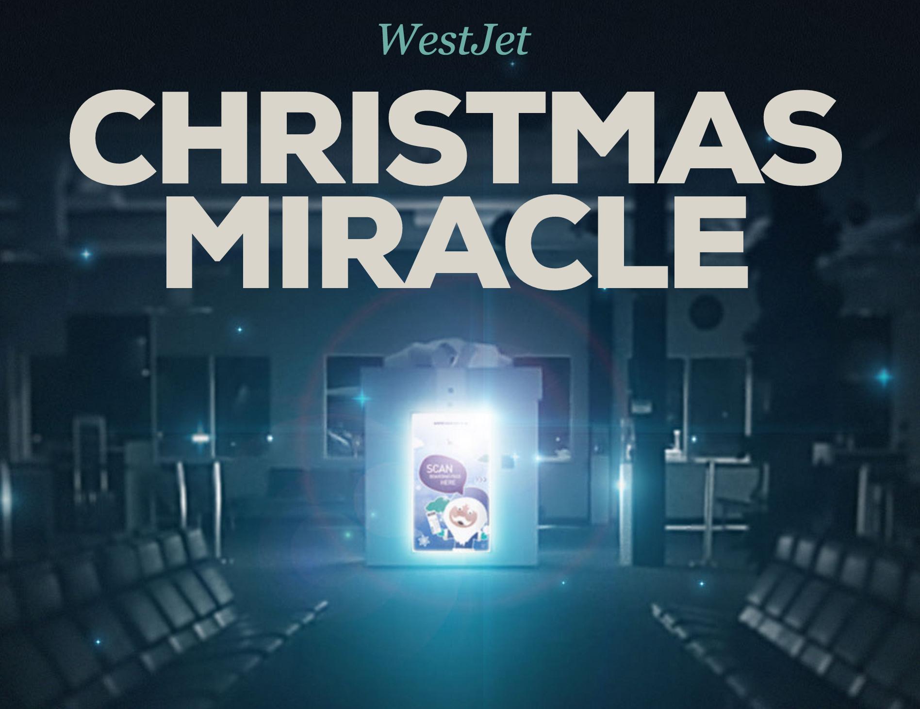 WestJet Xmas Miracle wins Bronze Cyber Lion at Cannes Lions ...